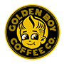 Golden Boy Coffee & Wine Bar logo